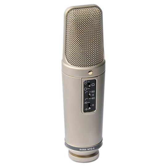 Студийный микрофон RODE NT2-A автокресло carmate ailebebe kurutto nt2 premium черное