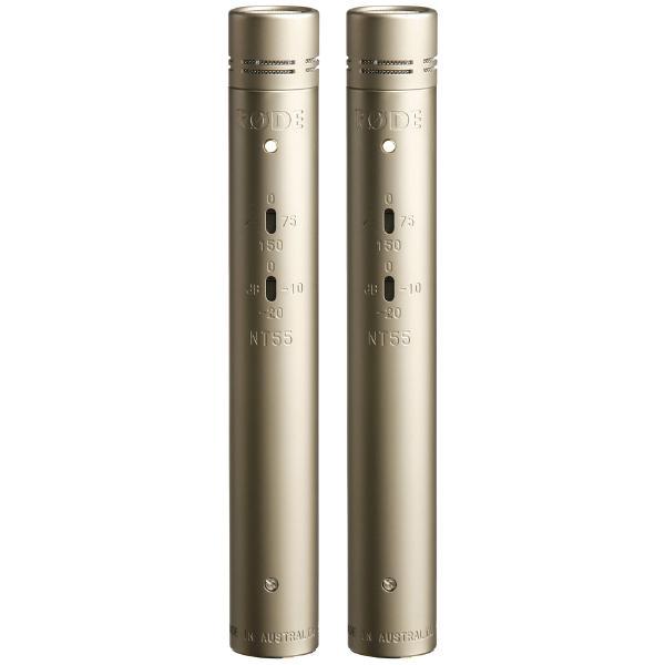 Инструментальный микрофон RODE NT55-MP