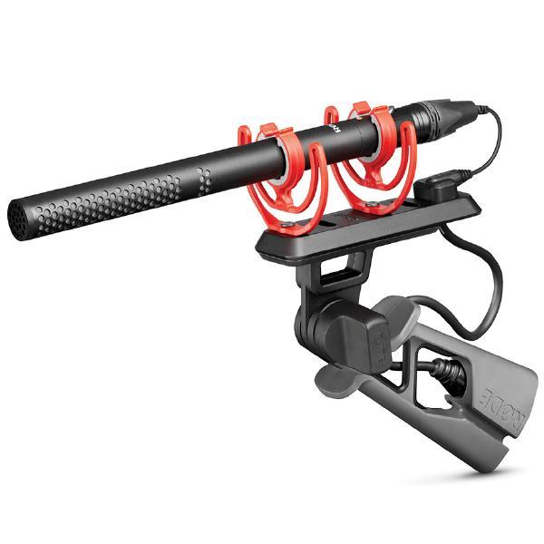 Микрофон для радио и видеосъёмок RODE NTG5 Kit