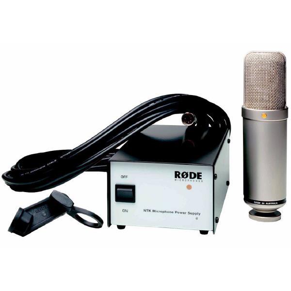 Студийный микрофон RODE NTK