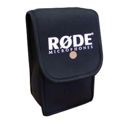 Фото - Чехол RODE Stereo Videomic Bag lapoe genuine leather bag men vintage crazy horse mens bag heuptas heren leren waist packs for men fanny pack leather pochete