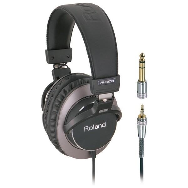 цена на Охватывающие наушники Roland RH-300