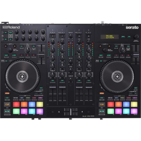 DJ контроллер Roland DJ-707M