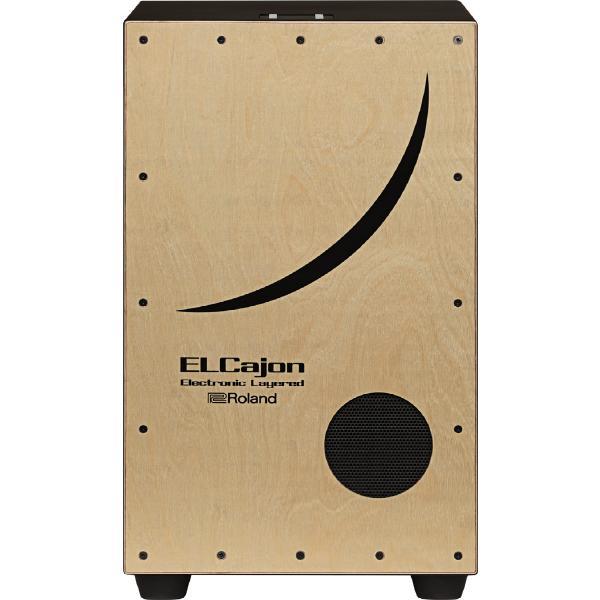 Электронные барабаны Roland Электро-кахон ELCajon EC-10 электронные барабаны roland барабанный модуль td 25