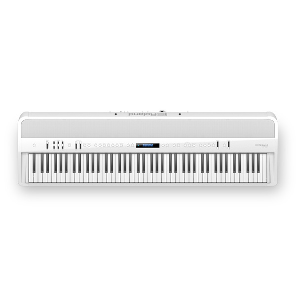 лучшая цена Цифровое пианино Roland FP-90-WH