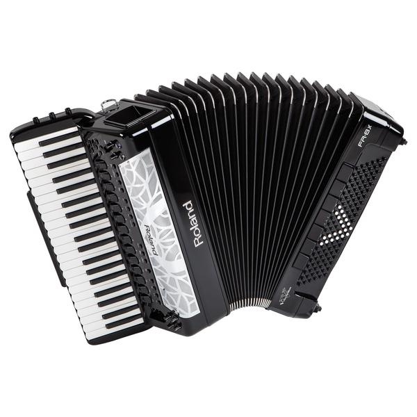 Цифровой аккордеон Roland FR-8X-BK