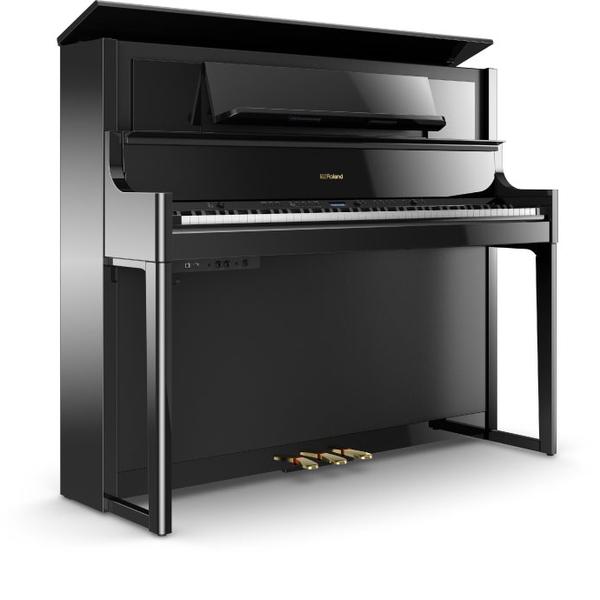 лучшая цена Цифровое пианино Roland LX708-PE
