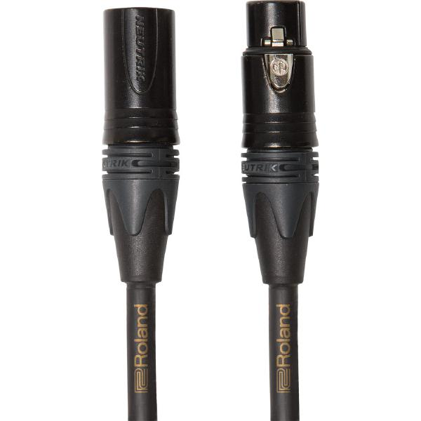 Кабель микрофонный Roland RMC-G10 (XLR-XLR) 3 m
