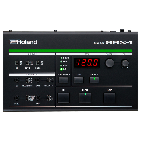 MIDI-контроллер Roland Синхронизатор SBX-1 USB