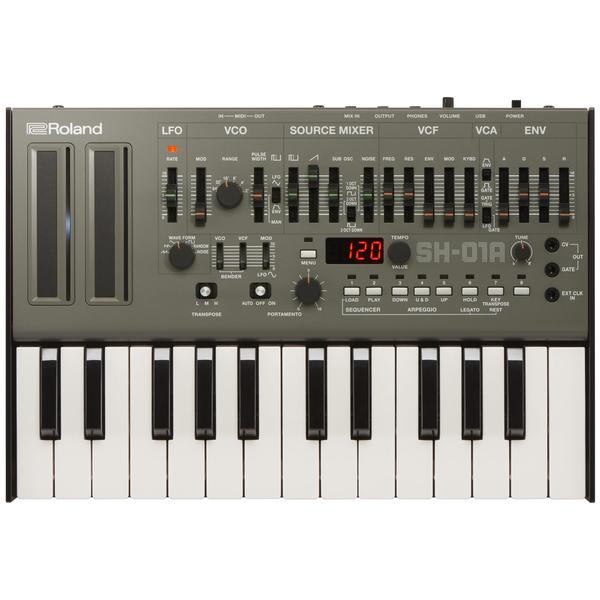 Синтезатор Roland SH-01A синтезатор roland v combo vr 09b