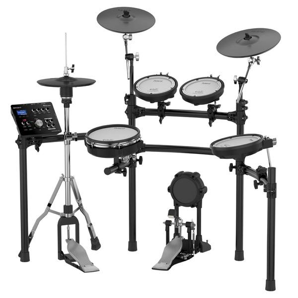 цена Электронные барабаны Roland TD-25K + MDS-9V онлайн в 2017 году