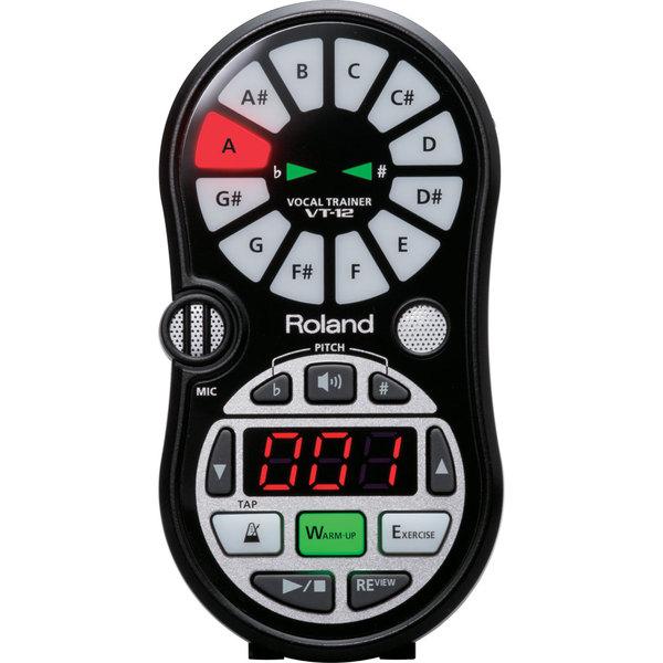 Вокальный процессор Roland VT-12 Black вокальный процессор boss ve 8