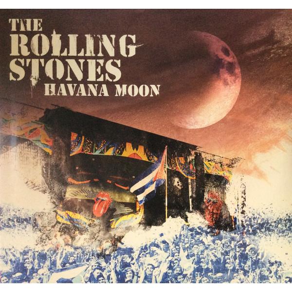лучшая цена Rolling Stones Rolling Stones - Havana Moon (3 Lp + Dvd)