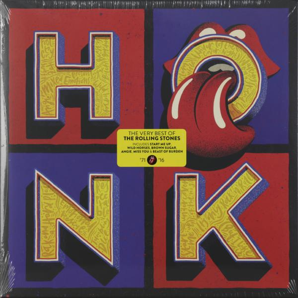Rolling Stones - Honk (3 LP)