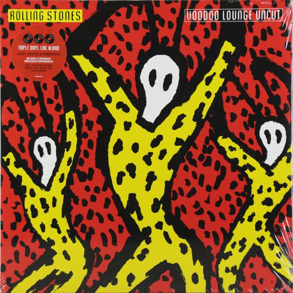 Rolling Stones - Voodoo Lounge Uncut (3 LP)