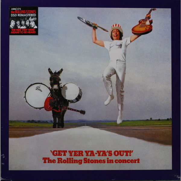 Rolling Stones - Get Yer Ya Yas Out