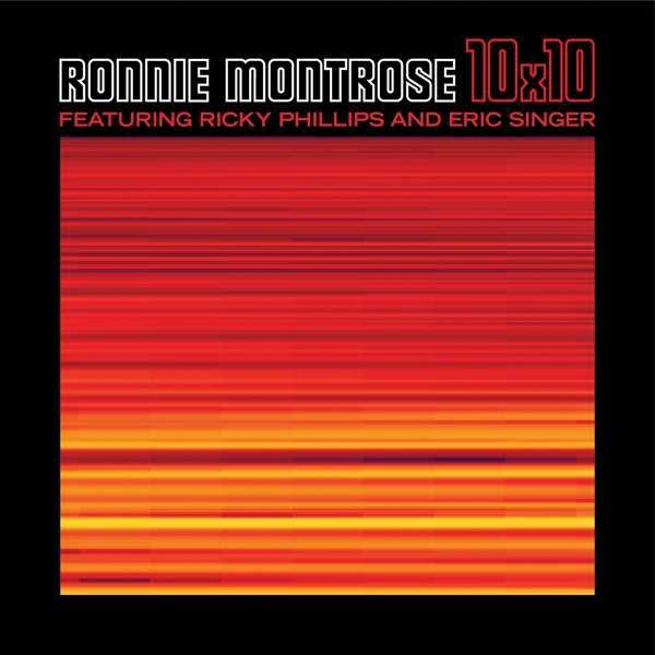 Ronnie Montrose - 10x10 (180 Gr)