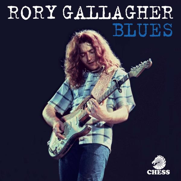 Rory Gallagher Rory Gallagher - Blues (2 LP) цена и фото