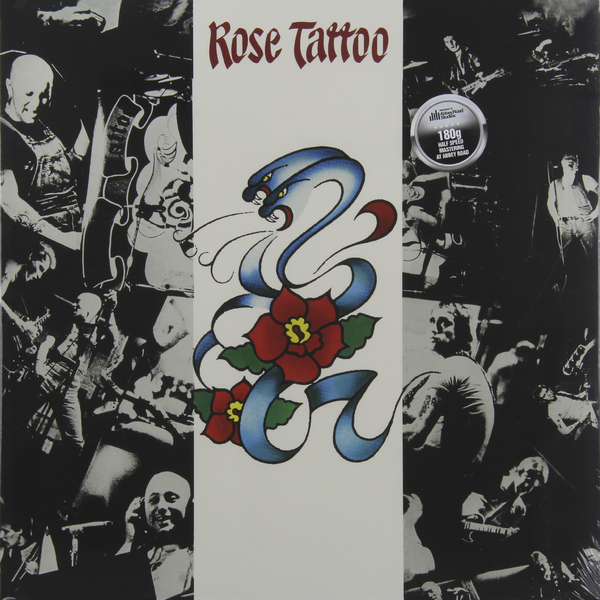 Rose Tattoo -