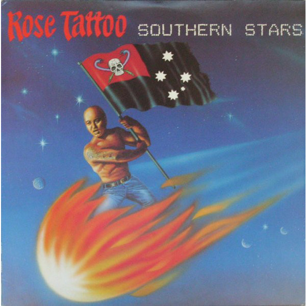 Rose Tattoo - Southern Stars (180 Gr)