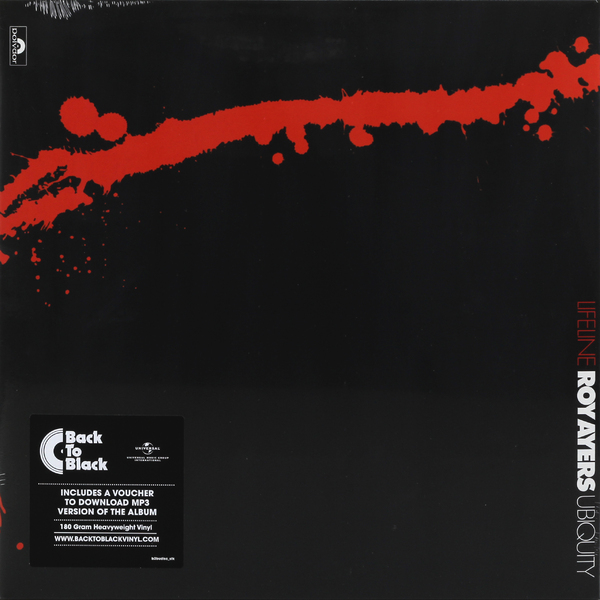 Roy Ayers - Lifeline (180 Gr)