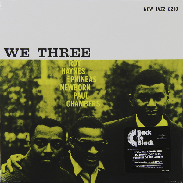 Roy Haynes Roy Haynes - We Three (180 Gr) цена и фото