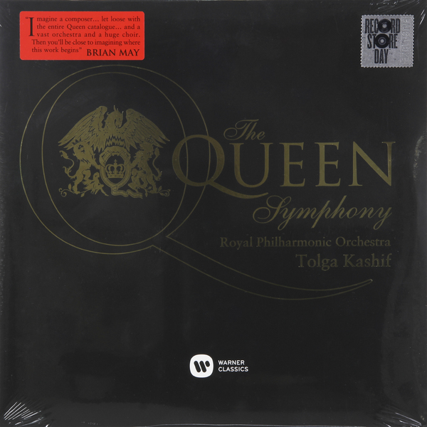все цены на Royal Philharmonic Orchestra Royal Philharmonic Orchestra / Tolga Kashif - The Queen Symphony (2 Lp, 180 Gr) онлайн