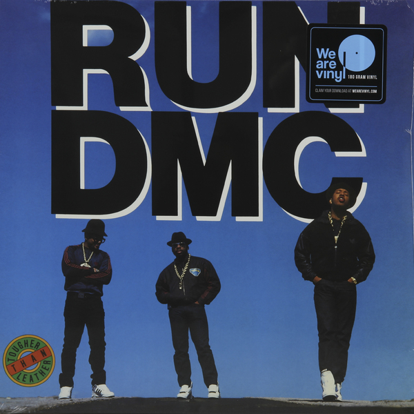 Run Dmc - Tougher Than Leather (180 Gr)
