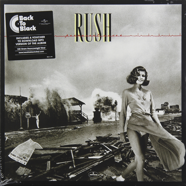 RUSH - Permanent Waves (180 Gr)