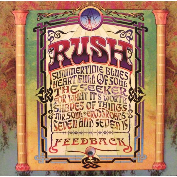 RUSH - Feedback (200 Gr)
