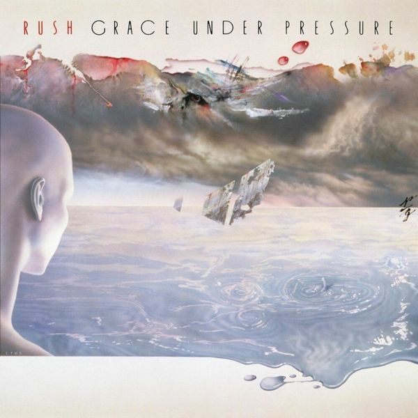 RUSH RUSH - Grace Under Pressure