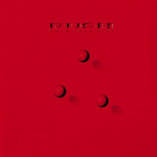 RUSH RUSH - Hold Your Fire