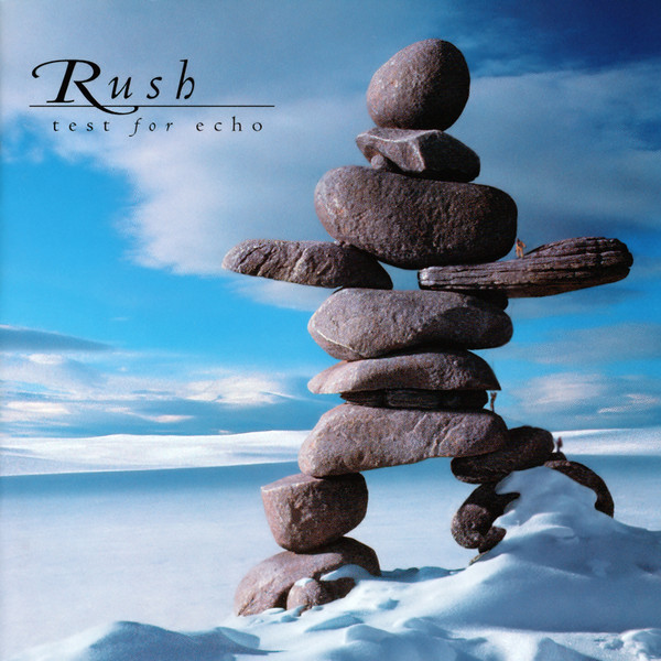 RUSH - Test For Echo (2 LP)