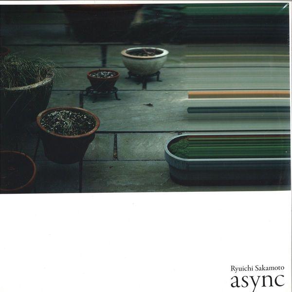 Ryuichi Sakamoto - Async (2 Lp, 180 Gr)