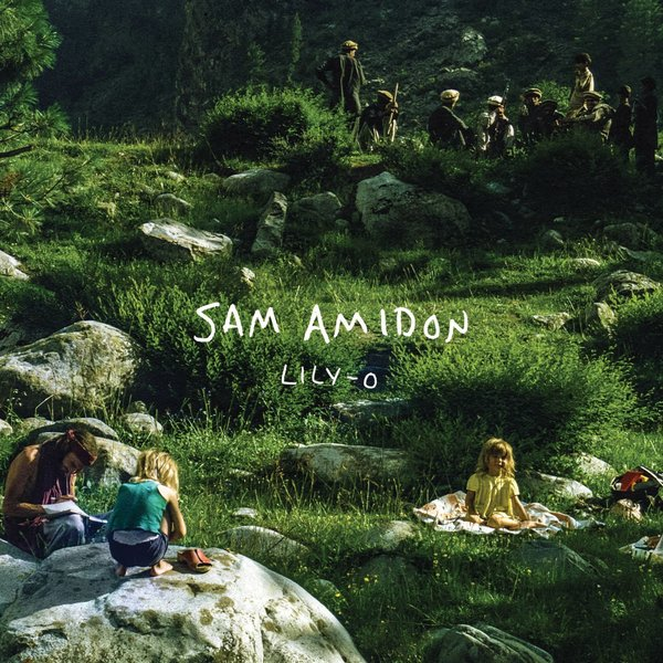 Sam Amidon Sam Amidon - Lily-o captain sam