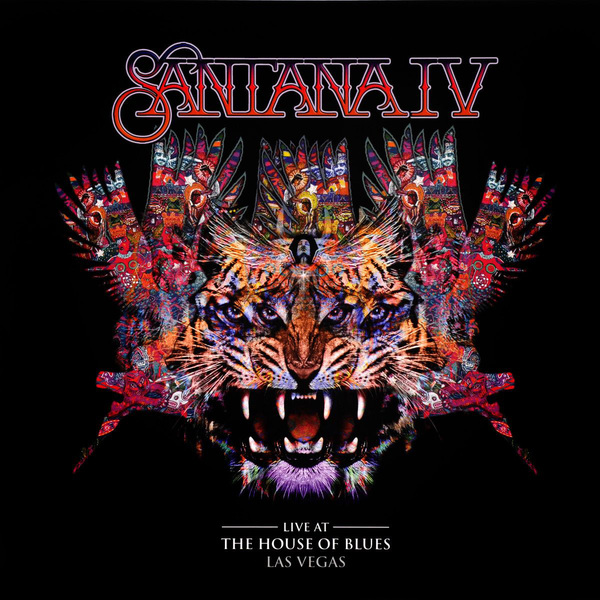 Santana - Iv Live At The House Of Blues, Las Vegas 2016 (3 Lp + Dvd)