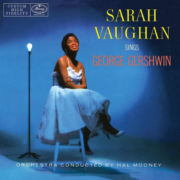 Sarah Vaughan Sarah Vaughan - Sings George Gershwin (2 LP) george gershwin gershwin on air 2cd