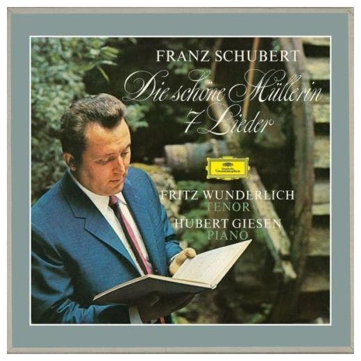 Schubert - Die Schone Mullerin, 7 Lieder (2 LP)