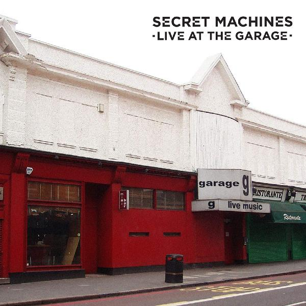 Secret Machines - Live At The Garage (2 Lp, 180 Gr)