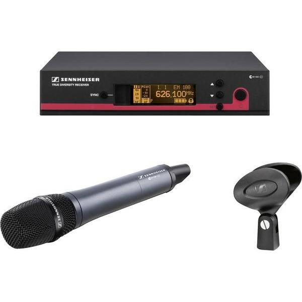 купить Радиосистема Sennheiser EW 100-935 G3-B-X по цене 50479 рублей