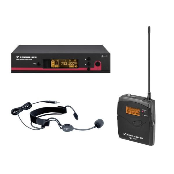 где купить Радиосистема Sennheiser EW 152-G3-B-X дешево