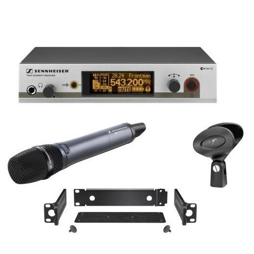 купить Радиосистема Sennheiser EW 335-G3-B-X по цене 68939 рублей