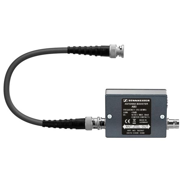 Аксессуар для концертного оборудования Sennheiser Антенный усилитель AB3-A