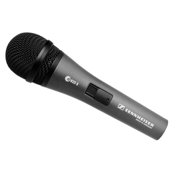 Вокальный микрофон Sennheiser E 825-S