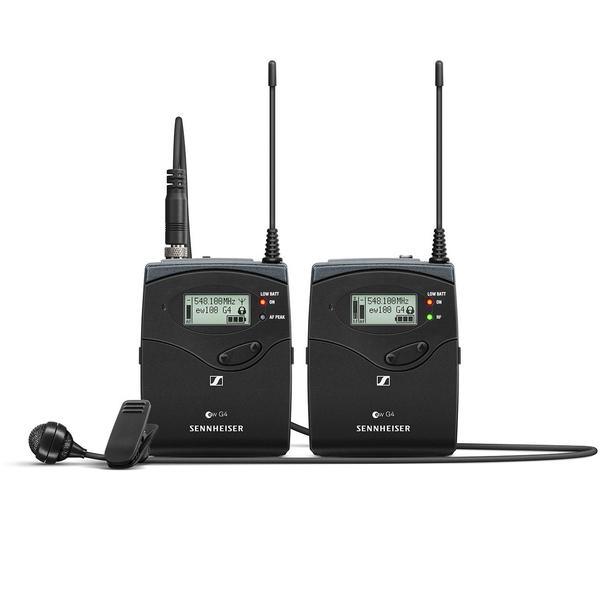Радиосистема Sennheiser EW 122P G4-A1
