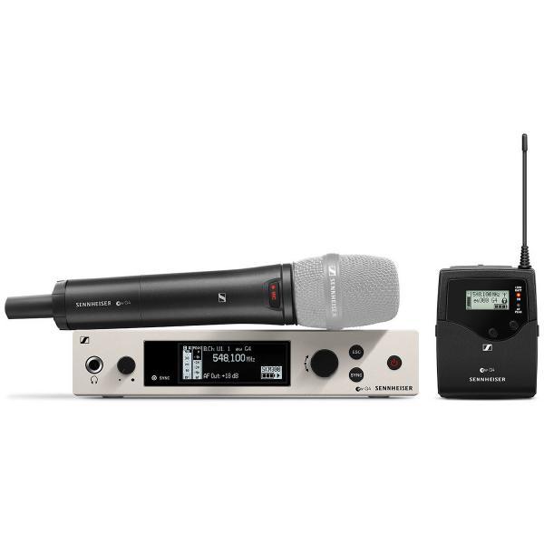 купить Радиосистема Sennheiser EW 300 G4-BASE COMBO-GW по цене 87590 рублей
