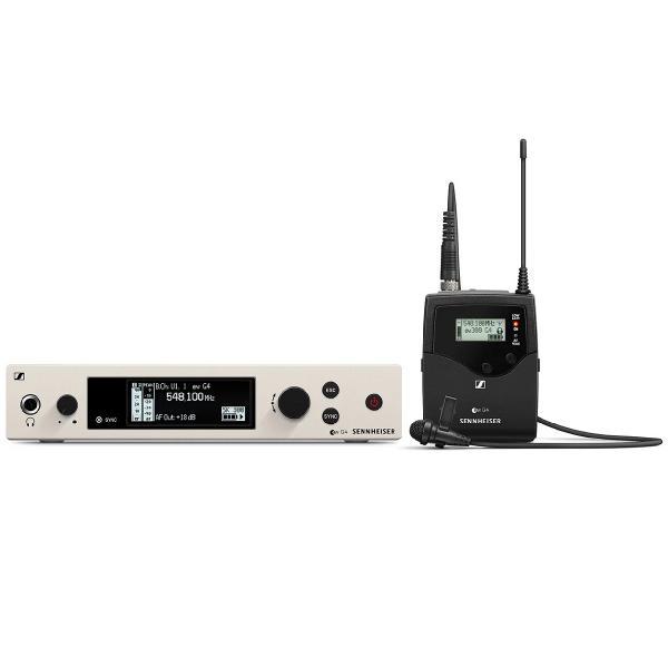 купить Радиосистема Sennheiser EW 300 G4-ME2-RC-GW по цене 75900 рублей