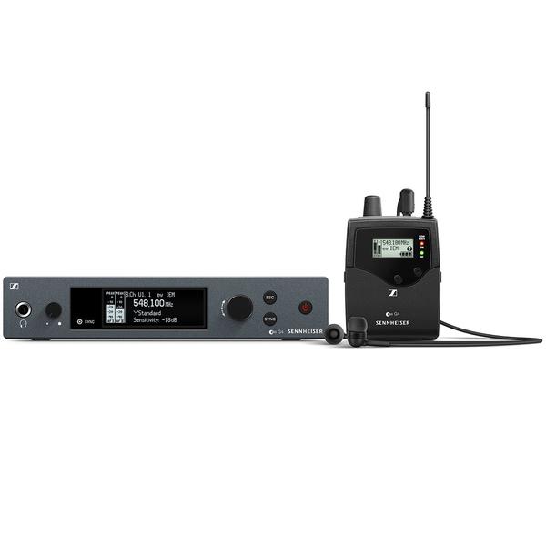 Система персонального мониторинга Sennheiser EW IEM G4-G