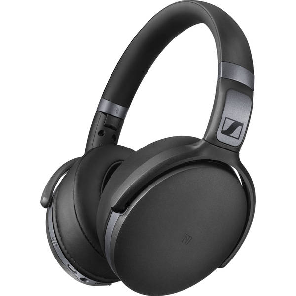 Беспроводные наушники Sennheiser HD 4.40 BT Black/Silver