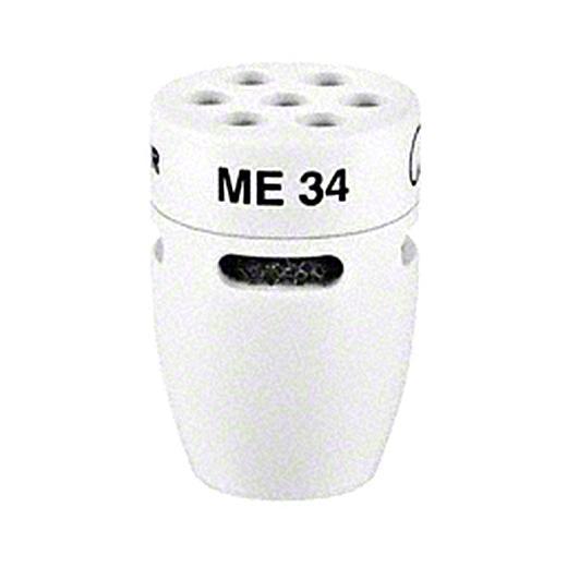 Микрофонный капсюль Sennheiser ME 34 White